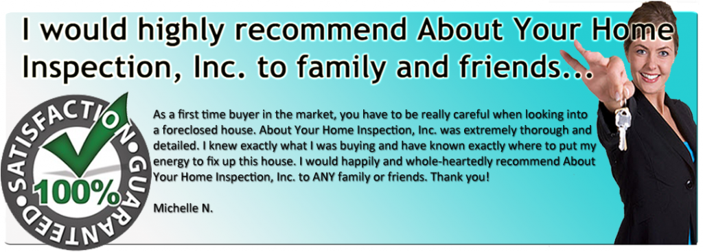 highly recommended chicago home inspection testimonial