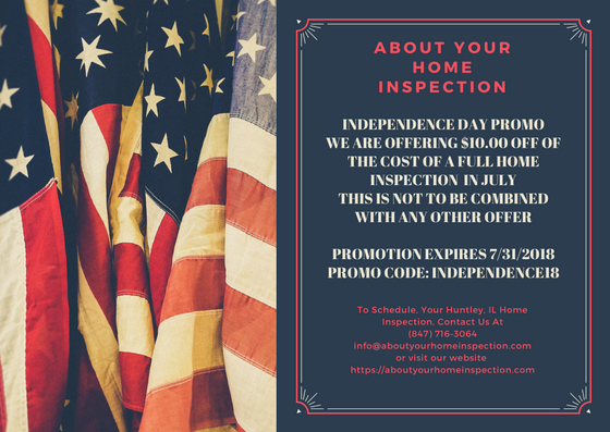 About Your Home Inspection, Inc. Promo