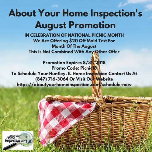 home inspection august promo