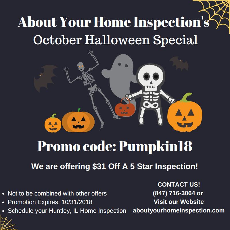 Promo: October Halloween Special