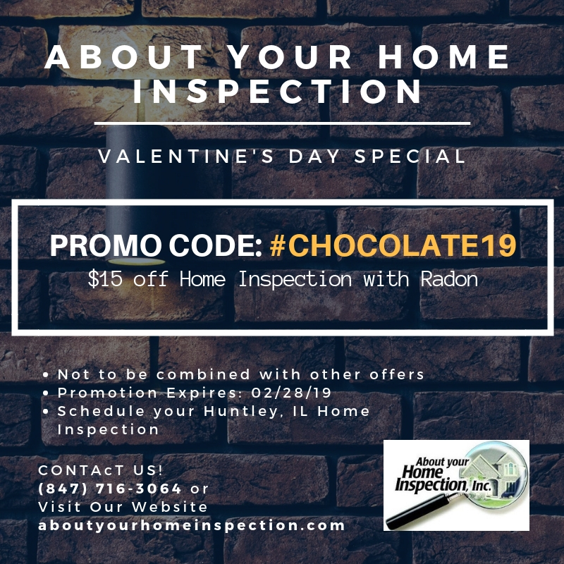 valentine's day home inspection promo